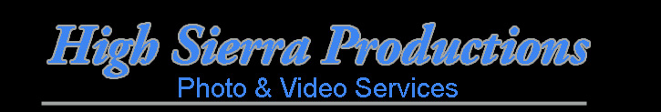 High Sierra Productions Photo & Video Services